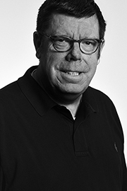 Gary Lundgren, associate director