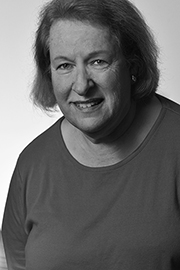 Judy Riedl, business and projects manager