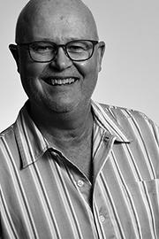 Ron Johnson, communications director